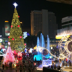 Bangkok's Christmas Lights