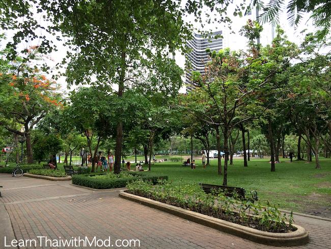 Benjasiri Park 2