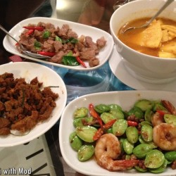 Southern Thai Dishes and my Favorite Place to Eat Them in Bangkok