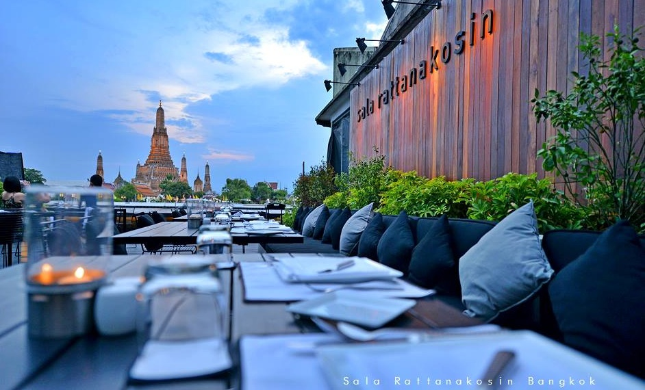 My favourite riverside thai restaurants learn thai with mod for Ayutthaya thai cuisine bar