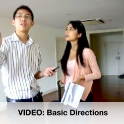 VIDEO: Giving Directions
