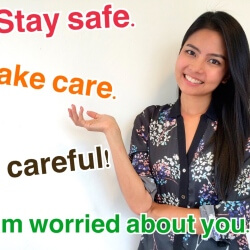 VIDEO: Useful Phrases to Show You Care (Episode 2)