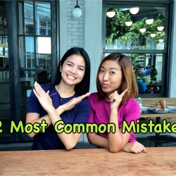 VIDEO: 12 Most Common Mistakes Foreigners Make When Speaking Thai