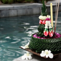 10 Different Types of Krathongs for The Loi Krathong Festival