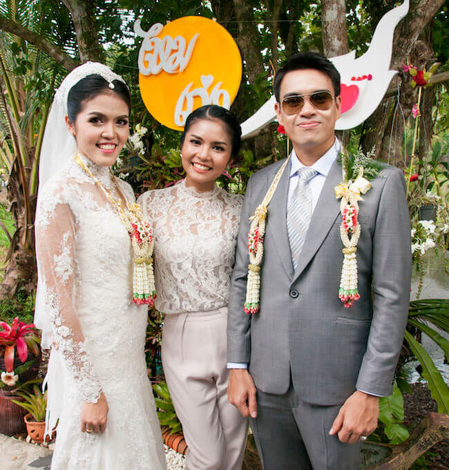 Thai Wedding Party Learn With Mod